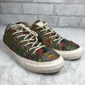 Limited Edition Ox Blush Multi Sneakers Size 8